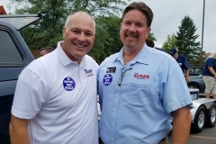 Mark Supporting Pete Stauber