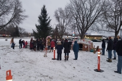 Chisago City Lighting Event