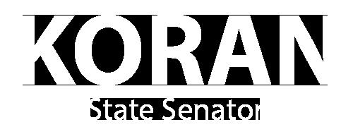 Minnesota Senator Mark Koran Logo