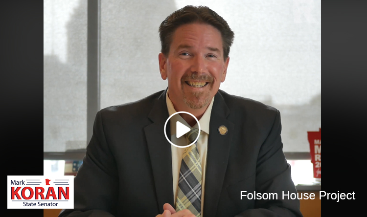 Senator Mark Koran Video