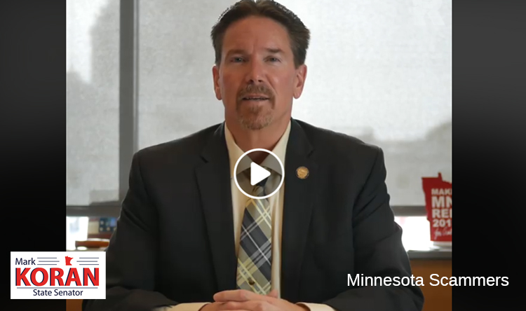 Senator Mark Koran Video