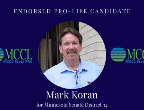 MCCL PAC Endorsement