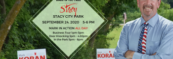 Mark in the Park: Stacy