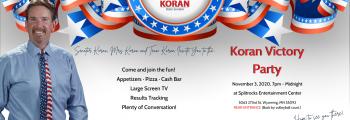 Koran Victory Party
